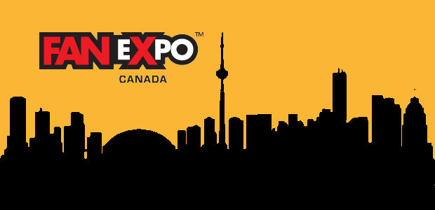 FAN EXPO EXCITEMENT!!!!