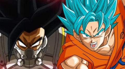 The Arrival of The Evil Saiyan Kanba is Revealed in 'Dragon Ball Heroes' Trailer