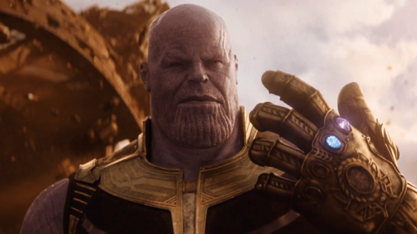 *SPOILERS* MARVEL'S AVENGERS: INFINITY WAR ENDING LEAVES FANS SHOOK