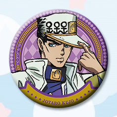 JOJO's Bizarre Adventure Character Buttons / Anime Pins