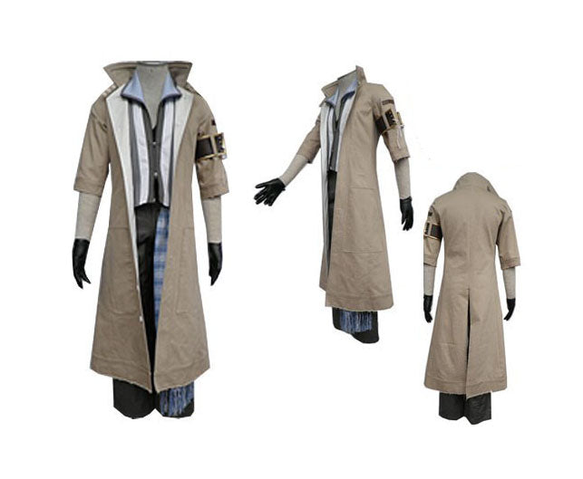 Final Fantasy XIII Snow Costume