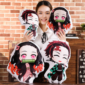 Demon Slayer Rui Plush Pillow