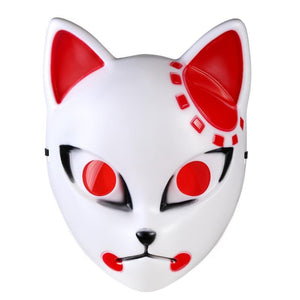 Demon Slayer Cosplay Mask (Sabito, Tanjiro, Makomo)
