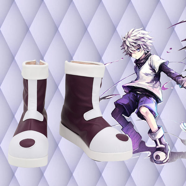 HunterxHunter Killua Cosplay Shoes
