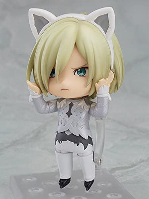 Orange Rouge Yuri!!! On Ice: Yuri Plisetsky Nendoroid Action Figure (Only 1 left)
