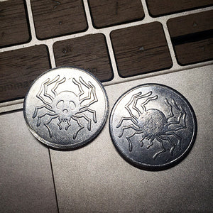 HunterxHunter Phantom Troupe Spider Coin (Set of 1)