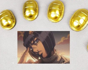 JOJO's Bizarre Adventure Bruno Bucciarati Cosplay Hair Accessories