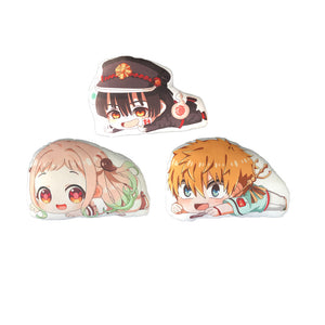 Toilet Bound Hanako Kun Plush Pillows (Multiple Styles)