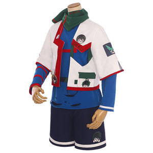 My Hero Academia Street Wear Midoriya Izuku Cosplay Costume