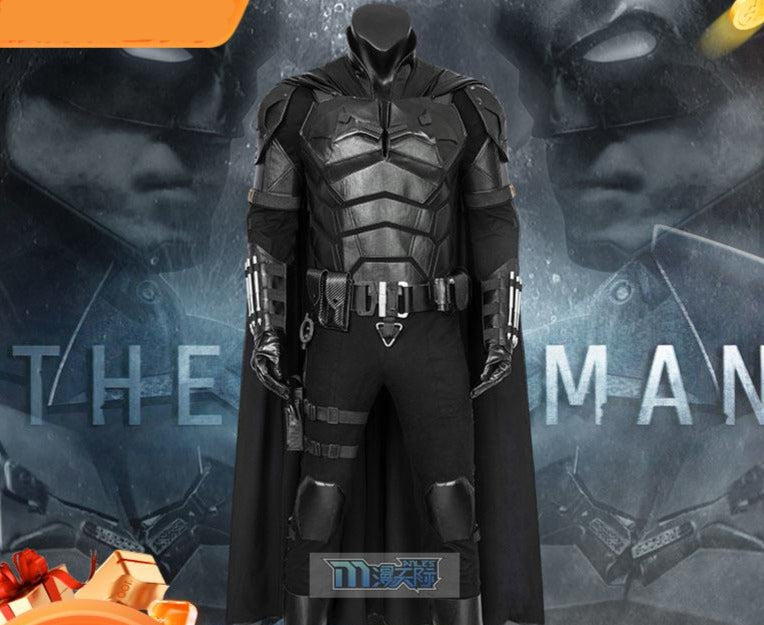 Batman 2021 Cosplay Costume (Full costume excluding Shoes)