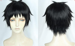 Fire Force Shinra Kusakabe Cosplay Wig