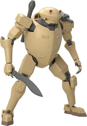 Full Metal Panic! Invisible Victory GOOD SMILE COMPANY MODEROID Rk-92 Savage (SAND)