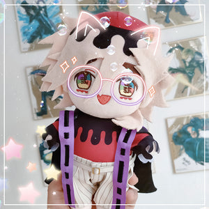 Demon Slayer / Kimetsu No Yaiba Doma Plush Dress up Doll (20 cm) Hyper detailed