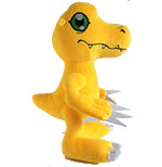 Digimon 11 Inch Agumon Plush