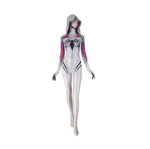 Spider-Gwen Anti-Gwenom Cosplay Costume