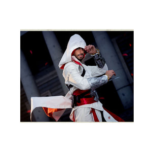 Assassins Creed Ezio Auditore Cosplay Costume