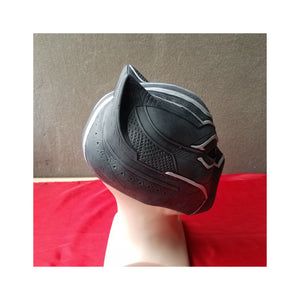 The Avengers Black Panther T'Challa Latex Mask