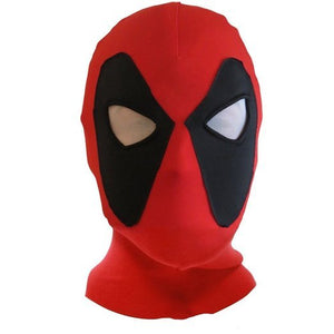 Deadpool Mask - Deluxe Cosplay Mask