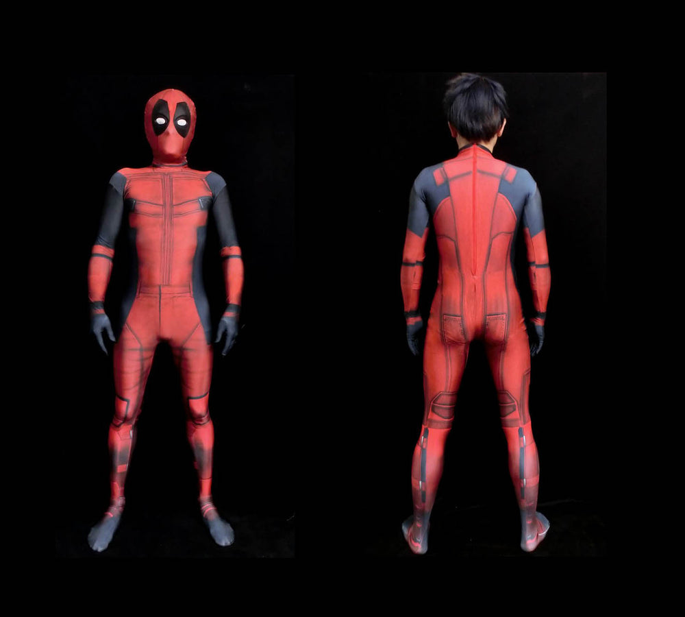 Marvel Deadpool Deluxe Costume