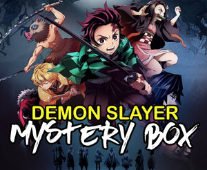Demon Slayer Anime Mystery Box | Anime Mystery Box | (Limited Quantities)