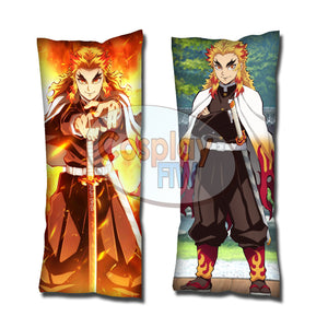[DEMON SLAYER / KIMETSU NO YAIBA] Rengoku Kyoguro Body Pillow / Dakimakura
