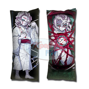 [DEMON SLAYER / KIMETSU NO YAIBA] Lower Moon Five Rui Body Pillow / Dakimakura