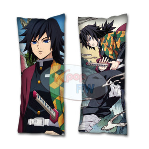 [DEMON SLAYER / KIMETSU NO YAIBA] Tomioka Giyu Body Pillow / Dakimakura