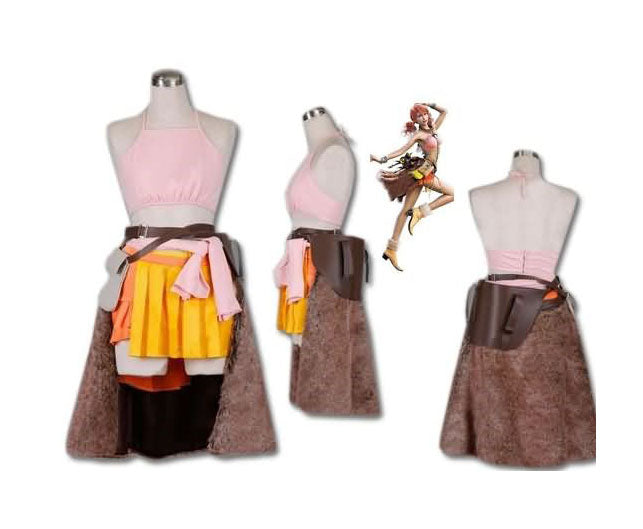 Final Fantasy XIII Vanille Costume