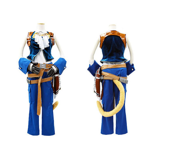 Final Fantasy IX Zidane Costume