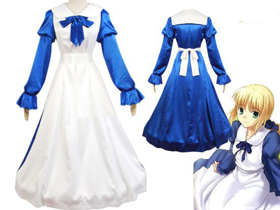Fate Stay Night Saber Costume