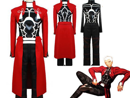 Fate Stay Night Archer Costume