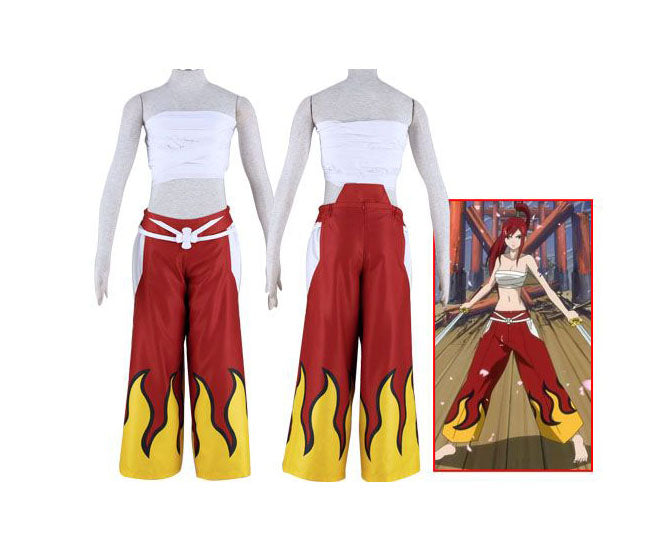 Fairy Tail Erza Scarlet Costume