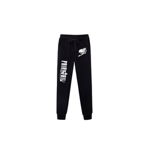 Fairy Tail Black Joggers