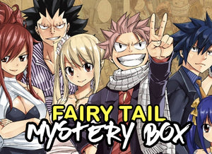 Fairy Tail Anime Mystery Box | Anime Mystery Box | Fast Shipping (Limited Quantities)