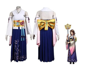 Final Fantasy X Yuna Costume