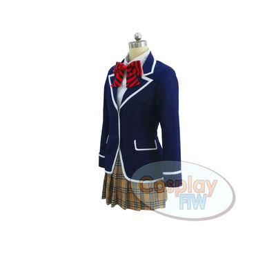 Food Wars! / Shokugeki no Soma Totsuki Culinary Academy Uniform (Female)