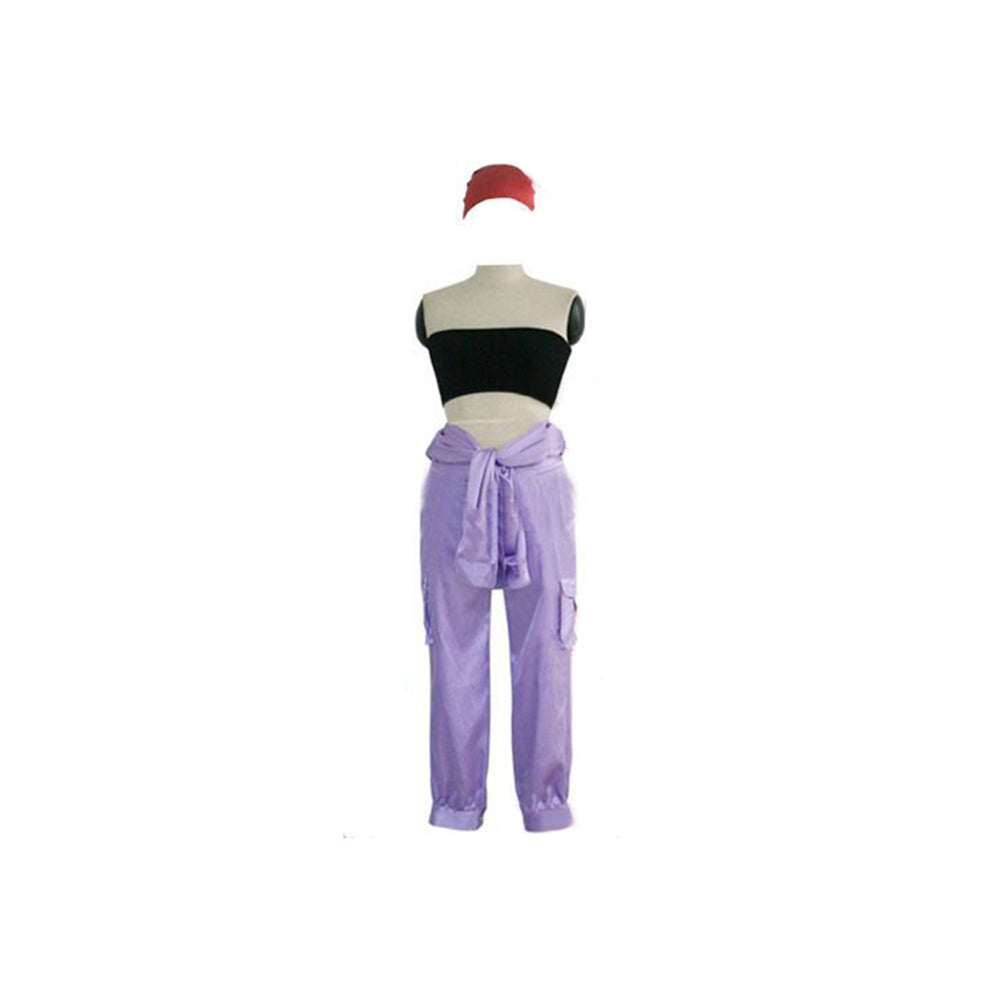Copy of Fullmetal Alchemist Winry Rockbell Cosplay Costume 2