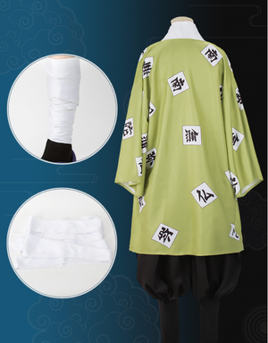 Demon Slayer Stone Pillar Gyomei Himejima Cosplay Costume