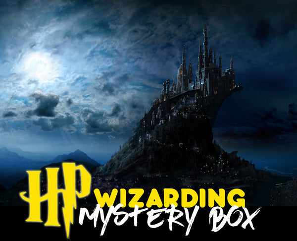 Cosplay-FTW Exclusive- HP Wizarding Mystery Box