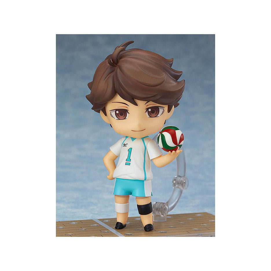 GOOD SMILE Haikyuu!! Tooru Oikawa Nendoroid Collectible Figurine