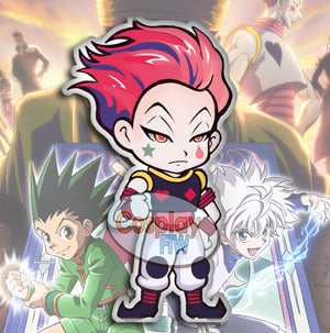 HUNTER x HUNTER Hisoka Morow Plush Pillow
