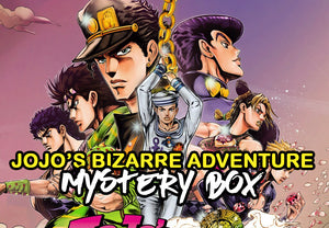 Jojo's Bizarre Adventure Mystery Box | Anime Mystery Box | JJBA Mystery Box | Fast Shipping (Limited Quantities)