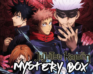 JUJUTSU KAISEN Mystery Box | Anime Mystery Box  | Limited Quantities