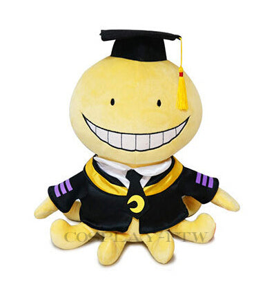 Assassination Classroom Korosensei Plush