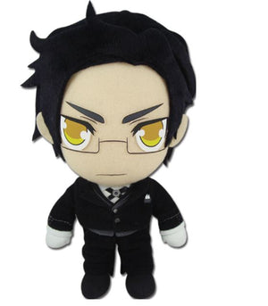 Kuroshitsuji II / Black Butler II Official Claude plush doll (8 inches)
