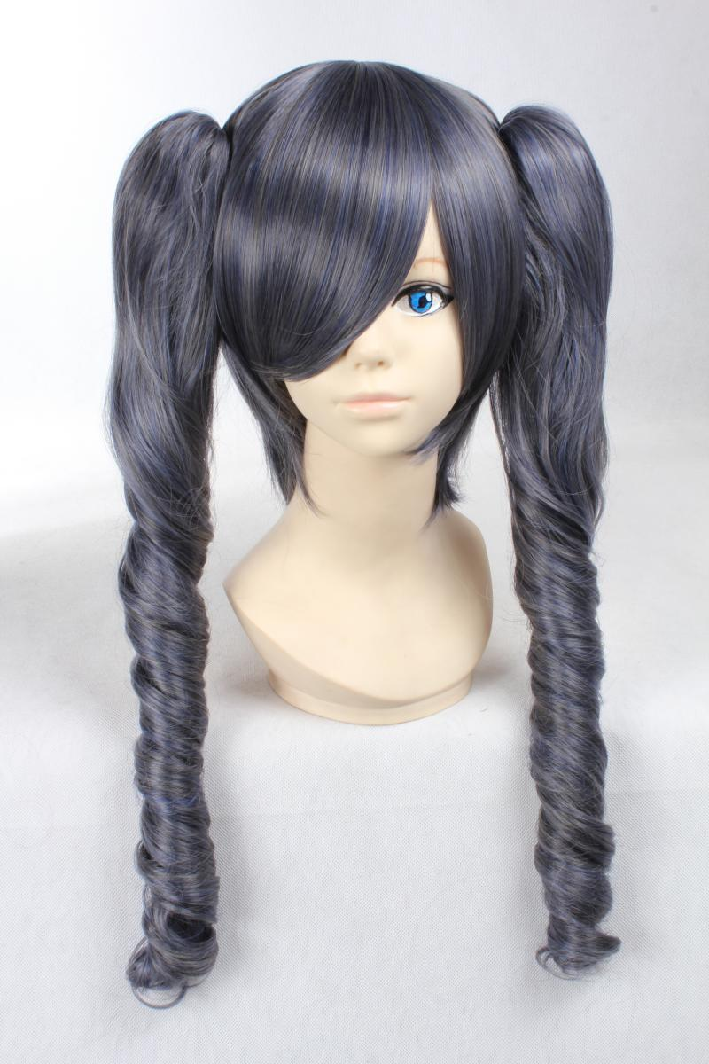 Black Butler Lady Ciel Phantomhive Cosplay Wig