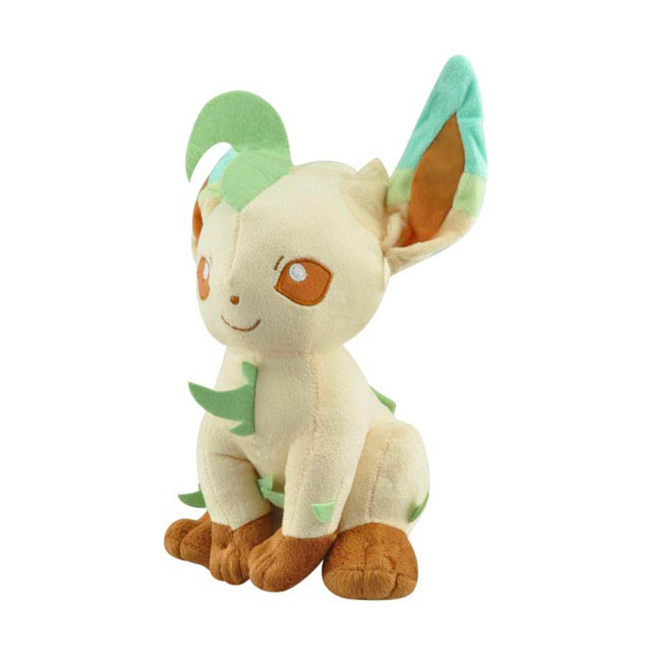 "Pokemon 12"" Leafeon Plush"
