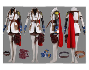 Final Fantasy XIII Lightning Costume