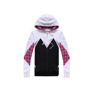 Marvel I AM SPIDER-GWEN Zip-Up Hoodie