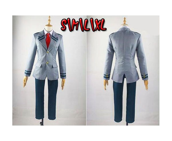 My Hero Academia School Uniform Costume